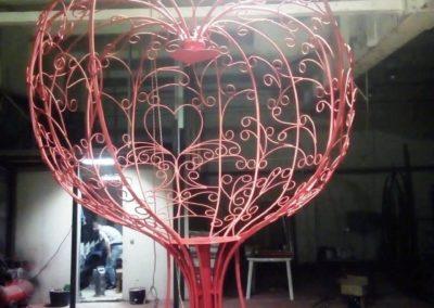 14 Дерево для вешания замочков (4)