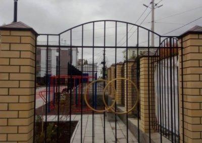 18 кованный забор (4)