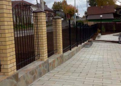 18 кованный забор (5)
